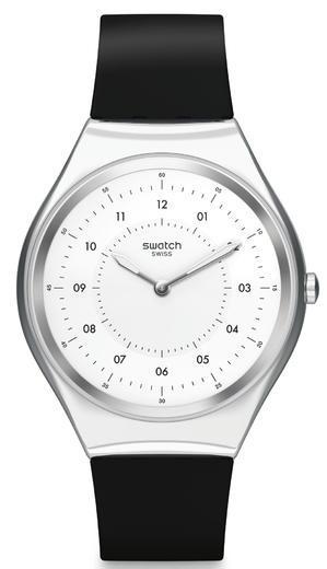 Swatch hodinky SYXS100 SKINNOIRIRON  - 1