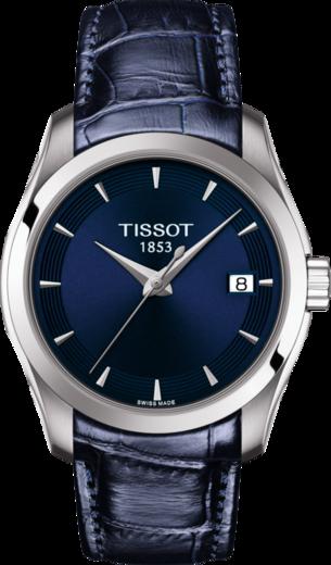 TISSOT COUTURIER Lady T035.210.16.041.00  - 1