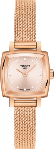 TISSOT Lovely Square T058.109.33.456.00