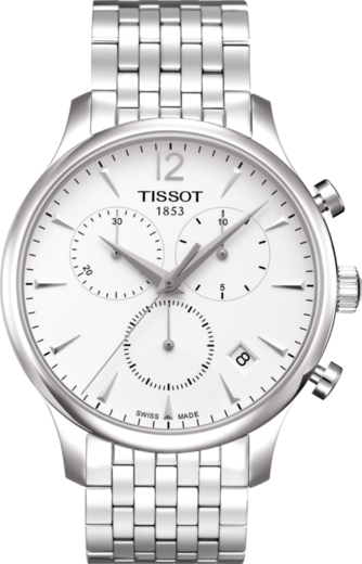 TISSOT TRADITION Chrono T063.617.11.037.00
