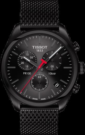 TISSOT PR100 chrono T101.417.33.051.00  - 1