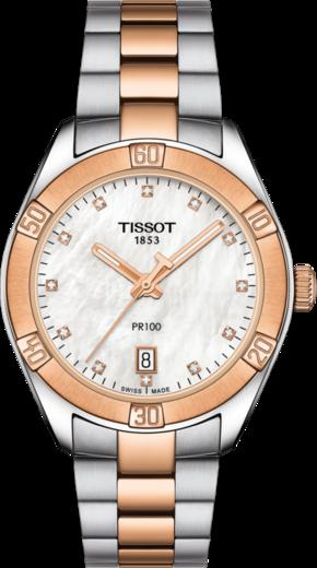 TISSOT PR 100 SPORT CHIC T101.910.22.116.00  - 1