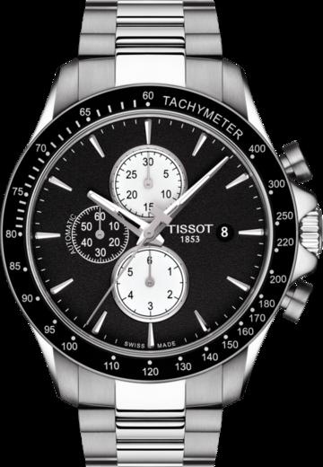 TISSOT V8 AUTOMATIC CHRONO T106.427.11.051.00  - 1