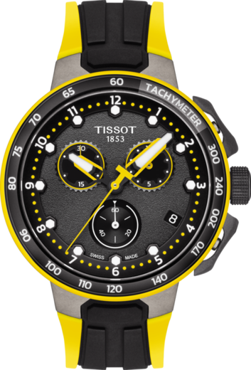 TISSOT T-RACE CYCLING TOUR DE FRANCE 2019 T111.417.37.057.00  - 1