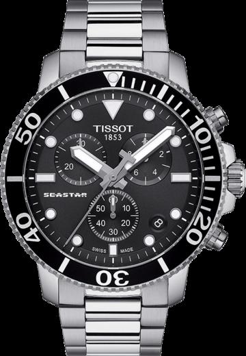 TISSOT SEASTAR 1000 CHRONO T120.417.11.051.00  - 1