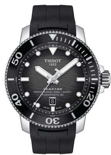 Tissot Seastar 2000 Professional auto. T120.607.17.441.00  - 1