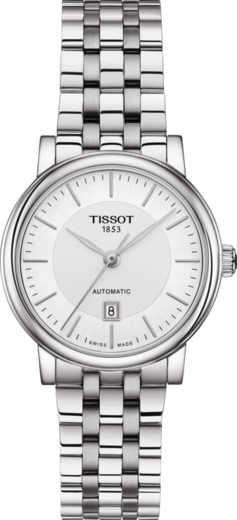 TISSOT CARSON AUTOMATIC T122.207.11.031.00