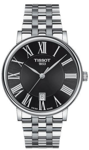 TISSOT CARSON PREMIUM T122.410.11.053.00