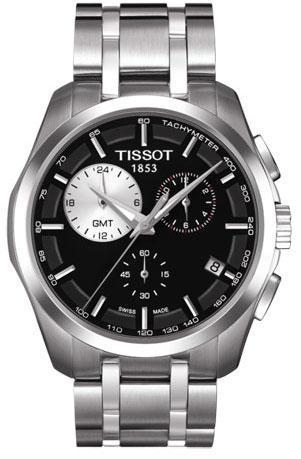 TISSOT COUTURIER GMT T035.439.11.051.00