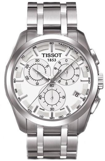 TISSOT COUTURIER T035.617.11.031.00  - 1