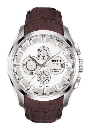 TISSOT COUTURIER Automatic T035.627.16.031.00
