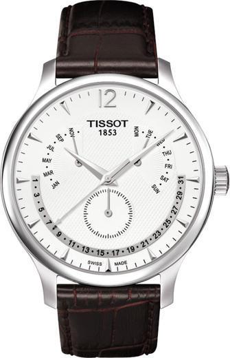TISSOT TRADITION T063.637.16.037.00 PER. CALENDAR