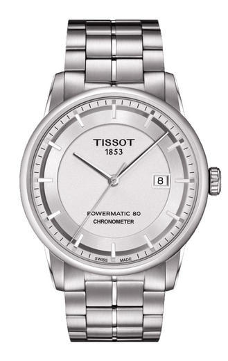 TISSOT LUXURY Automatic COSC T086.408.11.031.00