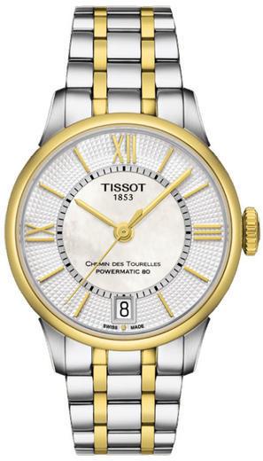 TISSOT CHEMIN DES TOURELLES Lady T099.207.22.118.00