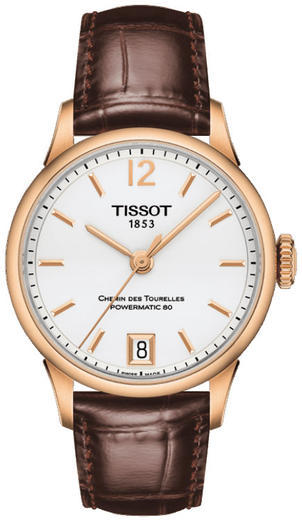 TISSOT CHEMIN DES TOURELLES Lady T099.207.36.037.00