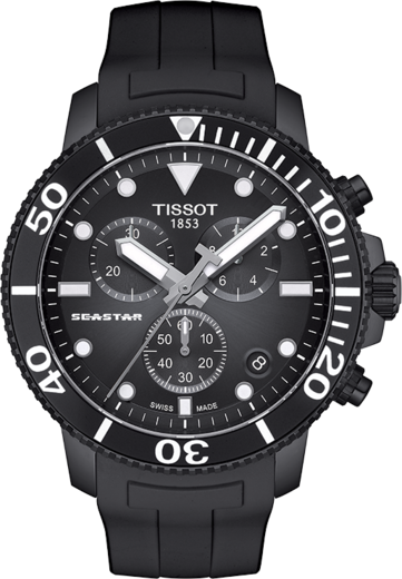 TISSOT SEASTAR 1000 CHRONO T120.417.37.051.02  - 1