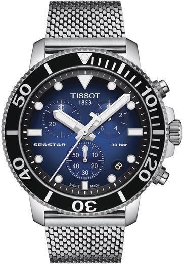 TISSOT SEASTAR 1000 CHRONO T120.417.11.041.02  - 1