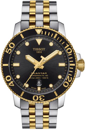TISSOT SEASTAR 1000 T120.407.22.051.00  - 1