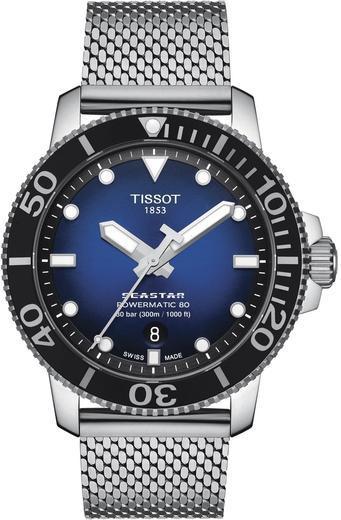TISSOT SEASTAR 1000  T120.407.11.041.02  - 1