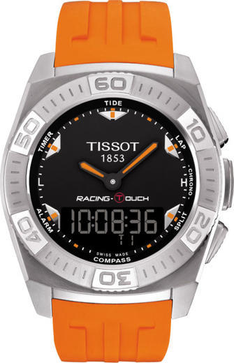 TISSOT RACING-TOUCH T002.520.17.051.01  - 1