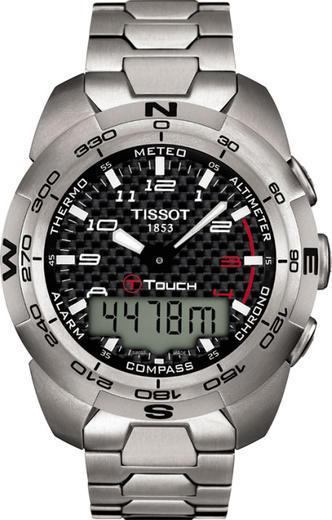 TISSOT T-TOUCH EXPERT T013.420.44.202.00