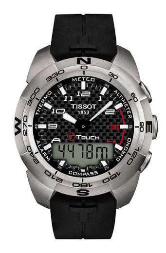 TISSOT T-TOUCH EXPERT T013.420.47.202.00