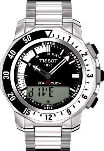 TISSOT T-TOUCH SEA T026.420.11.051.00