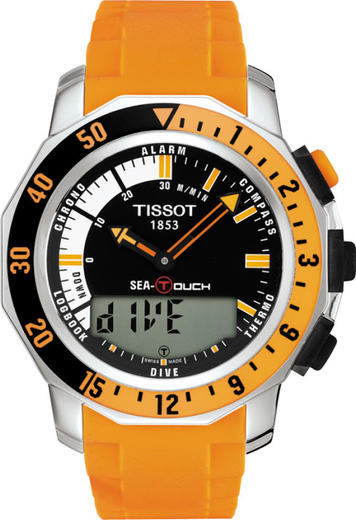 TISSOT T-TOUCH SEA T026.420.17.281.02