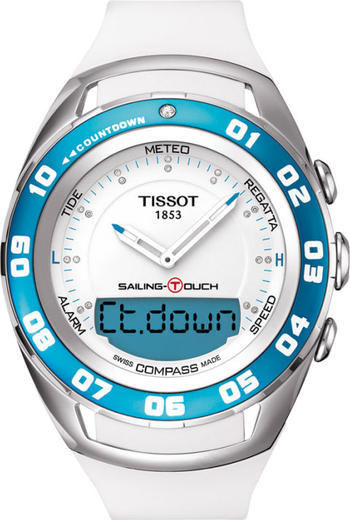 TISSOT SAILING-TOUCH T056.420.17.016.00