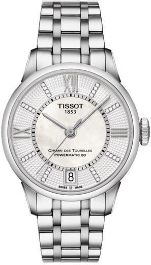 TISSOT CHEMIN DES TOURELLES Lady T099.207.11.116.00