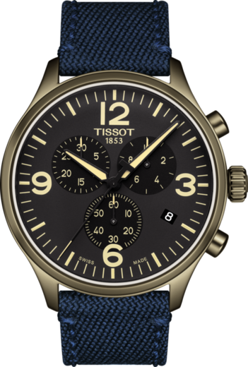 TISSOT CHRONO XL T116.617.37.057.01  - 1