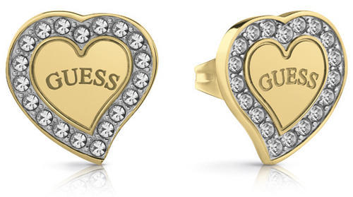 Guess náušnice UBE78055 steel