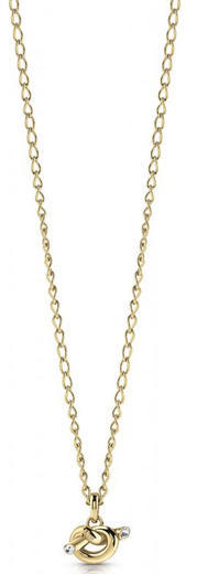 Guess náhrdelník UBN29019 steel