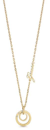 Guess náhrdelník UBN29035 steel