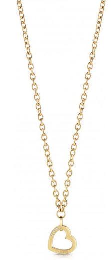 Guess náhrdelník UBN29070 steel