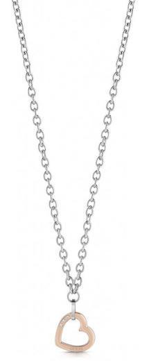 Guess náhrdelník UBN29073 steel