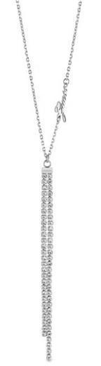 Guess náhrdelník UBN29094 steel