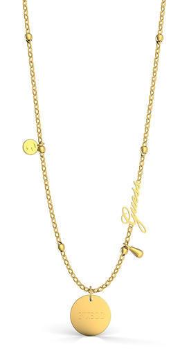 Guess náhrdelník UBN29102 steel