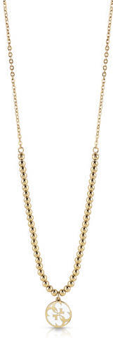 Guess náhrdelník UBN78082 steel