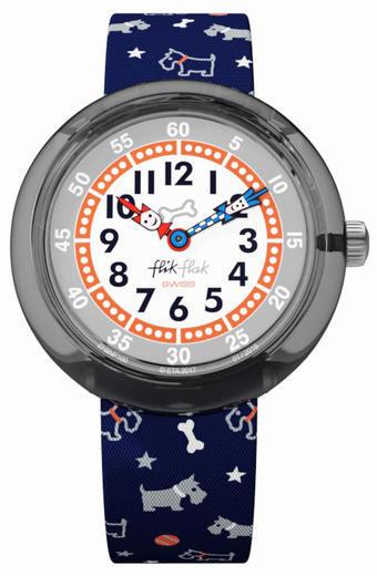 Flik Flak hodinky ZFBNP100 SCOTT'N'TERRY  - 1
