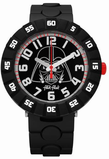 Flik Flak hodinky ZFFLP005 STAR WARS DARTH VADER  - 1