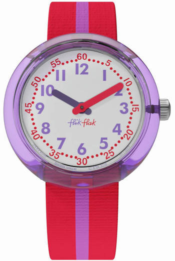 Flik Flak ZFPNP021 PURPLE BAND  - 1