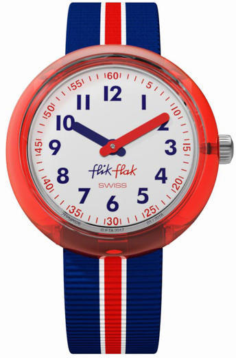 FLIK FLAK ZFPNP026 RED BAND  - 1