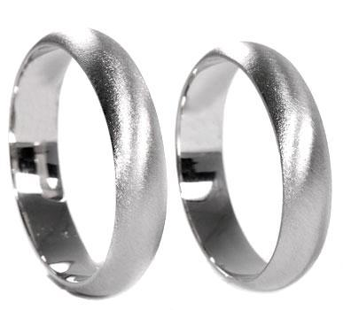 Zlaté snubní prsteny S28