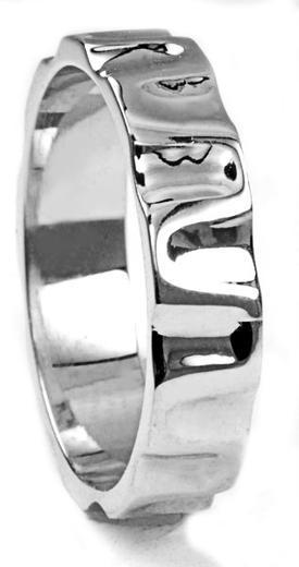 Zlaté snubní prsteny S30