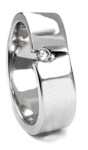Zlaté snubní prsteny S65