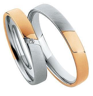 Snubní prsteny SN870140RW