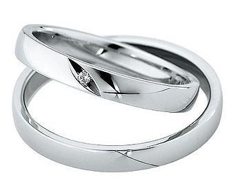 Snubní prsteny SN870180W