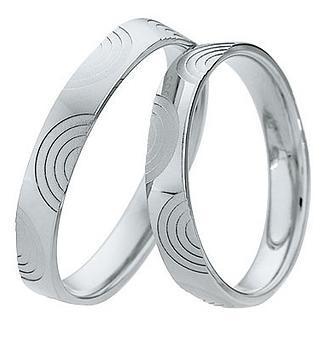 Snubní prsteny SN870220W
