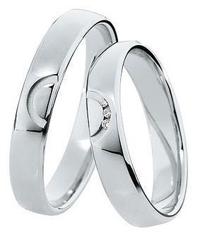 Snubní prsteny SN870320W